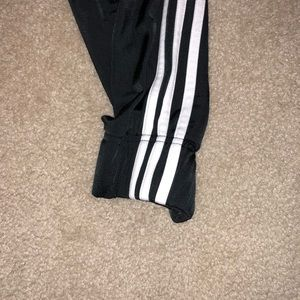 adidas Pants - Adidas track pant black size medium